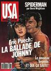 Cover for USA magazine (Albin Michel, 1986 series) #27