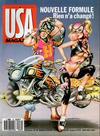 Cover for USA magazine (Comics USA, 1987 series) #30