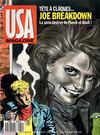 Cover for USA magazine (Comics USA, 1987 series) #31