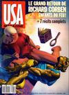 Cover for USA magazine (Comics USA, 1987 series) #33