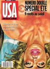 Cover for USA magazine (Comics USA, 1987 series) #34/35