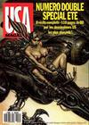 Cover for USA magazine (Comics USA, 1987 series) #41/42