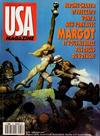 Cover for USA magazine (Comics USA, 1987 series) #51
