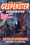 Cover for Gespenster Geschichten (Bastei Verlag, 1974 series) #1000