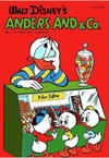 Cover for Anders And & Co. (Egmont, 1949 series) #7/1956