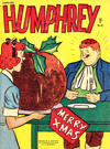 Cover for Humphrey Monthly (Magazine Management, 1952 series) #18