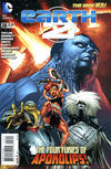 Cover for Earth 2 (DC, 2012 series) #28