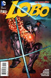 Cover for Lobo (DC, 2014 series) #2