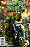 Cover for Swamp Thing (DC, 2011 series) #36