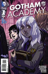 Cover Thumbnail for Gotham Academy (2014 series) #1 [Becky Cloonan Variant]