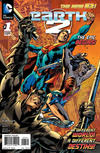 Cover for Earth 2 (DC, 2012 series) #1 [Bryan Hitch Cover]