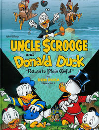 """Cover Thumbnail for The Don Rosa Library (Fantagraphics, 2014 series) #2 - Uncle Scrooge and Donald Duck """"Return to Plain Awful"""""""