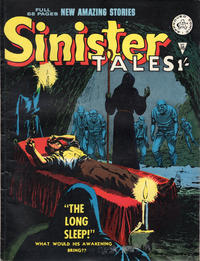 Cover Thumbnail for Sinister Tales (Alan Class, 1964 series) #16