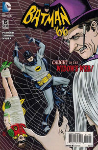 Cover Thumbnail for Batman '66 (DC, 2013 series) #15