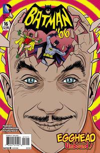 Cover Thumbnail for Batman '66 (DC, 2013 series) #16