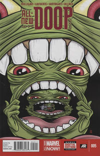 Cover Thumbnail for All-New Doop (Marvel, 2014 series) #5