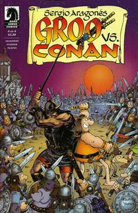 Cover Thumbnail for Groo vs. Conan (Dark Horse, 2014 series) #4