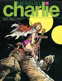 Cover Thumbnail for Charlie Mensuel (Dargaud éditions, 1982 series) #3