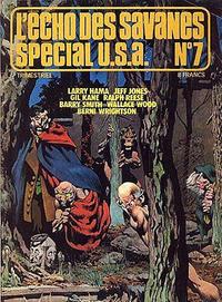 Cover Thumbnail for L'Écho des Savanes Spécial U.S.A. (Editions du Fromage, 1976 series) #7