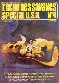 Cover Thumbnail for L'Écho des Savanes Spécial U.S.A. (Editions du Fromage, 1976 series) #4