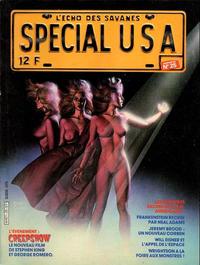Cover Thumbnail for L'Écho des Savanes Spécial U.S.A. (Editions du Fromage, 1976 series) #25