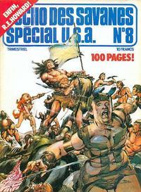 Cover Thumbnail for L'Écho des Savanes Spécial U.S.A. (Editions du Fromage, 1976 series) #8