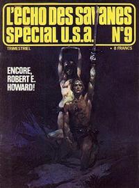 Cover for L'Écho des Savanes Spécial U.S.A. (Editions du Fromage, 1976 series) #9
