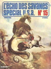 Cover Thumbnail for L'Écho des Savanes Spécial U.S.A. (Editions du Fromage, 1976 series) #15