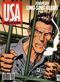 Cover Thumbnail for USA magazine (Albin Michel, 1986 series) #26