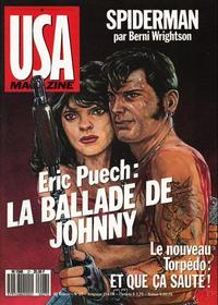 Cover Thumbnail for USA magazine (Albin Michel, 1986 series) #27