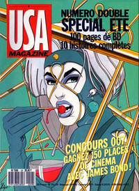 Cover Thumbnail for USA magazine (Albin Michel, 1986 series) #28 / 29