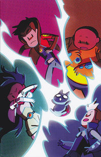 Cover Thumbnail for Bravest Warriors 2014 Annual (Boom! Studios, 2014 series) #1