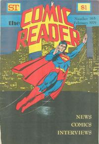 Cover Thumbnail for Comic Reader (Street Enterprises, 1973 series) #165