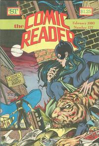 Cover Thumbnail for Comic Reader (Street Enterprises, 1973 series) #177