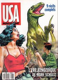 Cover Thumbnail for USA magazine (Comics USA, 1987 series) #32