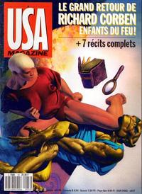 Cover Thumbnail for USA magazine (Comics USA, 1987 series) #33