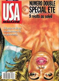 Cover Thumbnail for USA magazine (Comics USA, 1987 series) #34/35
