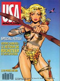 Cover Thumbnail for USA magazine (Comics USA, 1987 series) #38