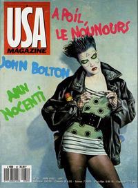 Cover Thumbnail for USA magazine (Comics USA, 1987 series) #39