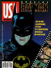 Cover Thumbnail for USA magazine (Comics USA, 1987 series) #43