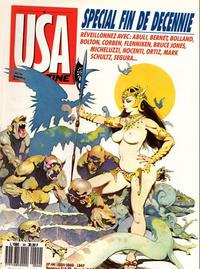 Cover Thumbnail for USA magazine (Comics USA, 1987 series) #44