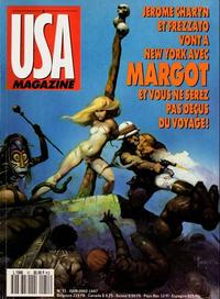 Cover Thumbnail for USA magazine (Comics USA, 1987 series) #51