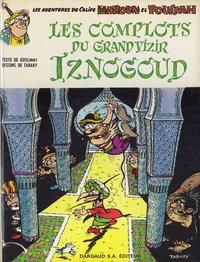 Cover Thumbnail for Iznogoud (Dargaud, 1966 series) #2 - Les complots du grand Vizir Iznogoud