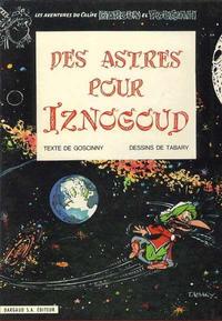 Cover Thumbnail for Iznogoud (Dargaud éditions, 1966 series) #5 - Des astres pour Iznogoud