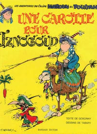 Cover Thumbnail for Iznogoud (Dargaud éditions, 1966 series) #7 - Une carotte pour Iznogoud