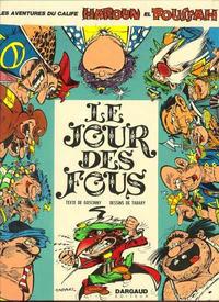 Cover Thumbnail for Iznogoud (Dargaud éditions, 1966 series) #8 - Le jour des fous