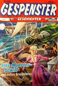 Cover Thumbnail for Gespenster Geschichten (Bastei Verlag, 1974 series) #616