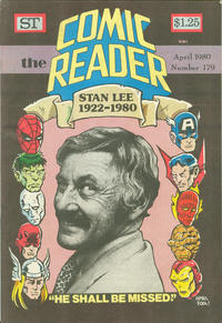 Cover Thumbnail for Comic Reader (Street Enterprises, 1973 series) #179