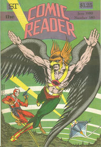 Cover Thumbnail for Comic Reader (Street Enterprises, 1973 series) #180