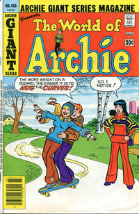 Cover Thumbnail for Archie Giant Series Magazine (Archie, 1954 series) #456